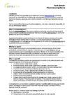 Fact sheet: Pharmacovigilance